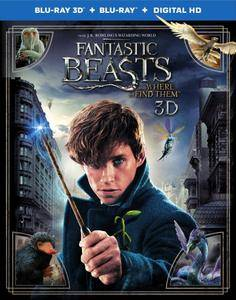 Fantastic Beasts and Where to Find Them (2016) [3D]