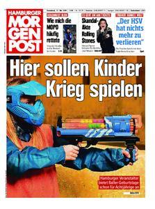 Hamburger Morgenpost – 11. Mai 2019