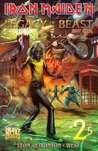 GER Iron Maiden-Legacy of the Beast-Night City 02 von 05 Scanlation 805 2019 GCA