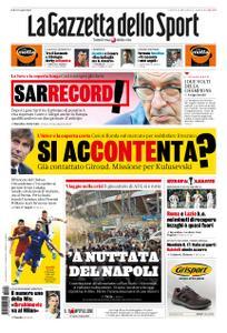 La Gazzetta dello Sport Sicilia – 08 novembre 2019
