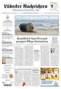 Lübecker Nachrichten Ostholstein Süd - 10. November 2017