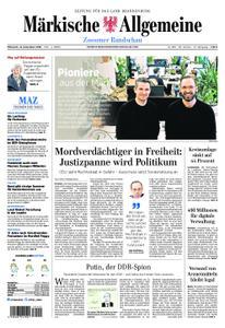 Märkische Allgemeine Zossener Rundschau - 12. Dezember 2018