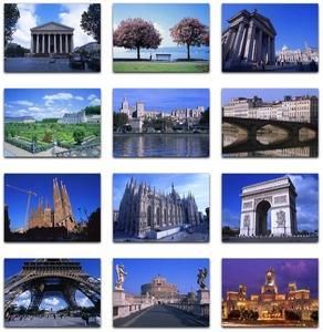 Datacraft Sozaijiten Vol. 103 France, Italy & Spain