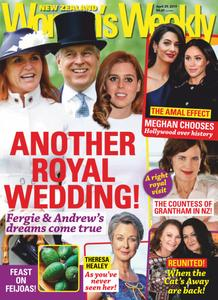 Woman's Weekly New Zealand - April 29, 2019