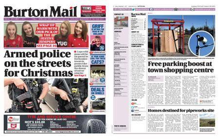 Burton Mail – December 01, 2017