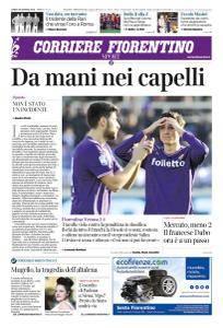 Corriere Fiorentino La Toscana - 29 Gennaio 2018