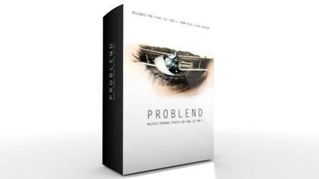 Pixel Film Studios - ProBlend for Final Cut Pro X Mac OS X