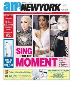 AM New York - January 29, 2018