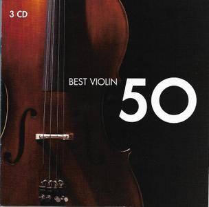 VA - Best Violin 50 (2011) (3CD Box Set)