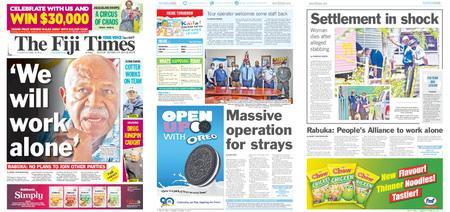 The Fiji Times – October 26, 2021