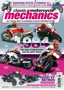 Classic Motorcycle Mechanics - June 2019