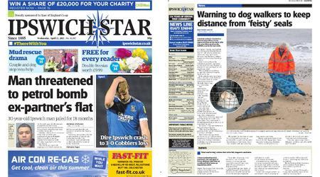 Ipswich Star – April 21, 2021