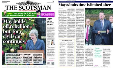 The Scotsman – December 13, 2018