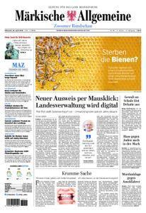 Märkische Allgemeine Zossener Rundschau - 25. April 2018