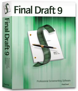 Final Draft 9.0.9 build 200 Mac OS X