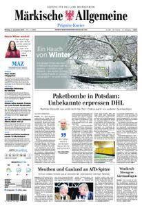 Märkische Allgemeine Prignitz Kurier - 04. Dezember 2017