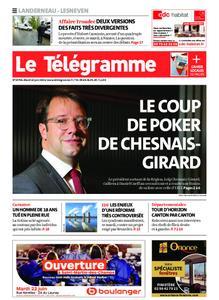 Le Télégramme Landerneau - Lesneven – 22 juin 2021