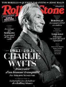Rolling Stone France - octobre 2021