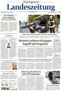 Thüringische Landeszeitung – 22. Oktober 2019