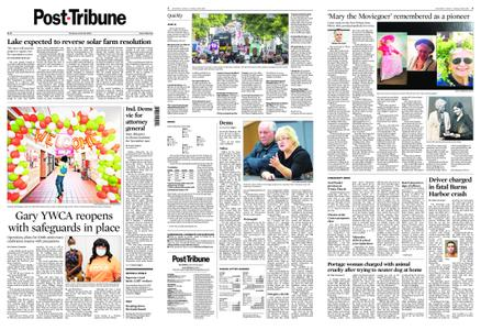 Post-Tribune – June 16, 2020