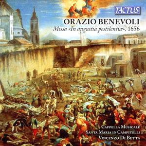 Vincenzo di Betta, Cappella Musicale di Santa Maria in Campitelli - Orazio Benevoli: Missa 'In angustia pestilentiae' (2018)