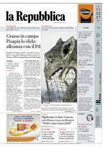 la Repubblica - 4 Dicembre 2017