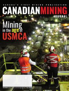 Canadian Mining Journal - December 2018