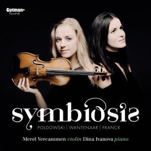 Merel Vercammen & Dina Ivanova - Symbiosis (2019)