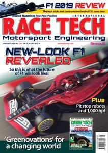 Race Tech – January 2020