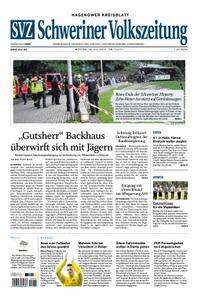 Schweriner Volkszeitung Hagenower Kreisblatt - 29. Juli 2019