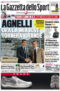 La Gazzetta dello Sport (24-06-11)