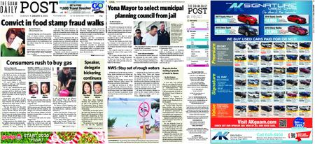 The Guam Daily Post – January 09, 2020