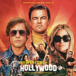 VA - Quentin Tarantino's Once Upon a Time in Hollywood (2019) OST FLAC