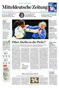 Mitteldeutsche Zeitung Elbe-Kurier Wittenberg – 23. November 2020