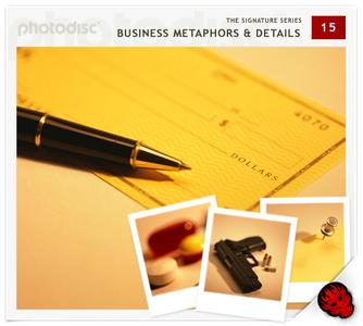 Photodisc Signature Series Vol. 15 - Business Metaphors & Details