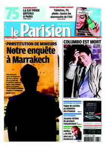LE PARISIEN & supplements (25 Juin 2011)