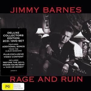 Jimmy Barnes - Rage And Ruin (2010) {Deluxe Collectors Edition}
