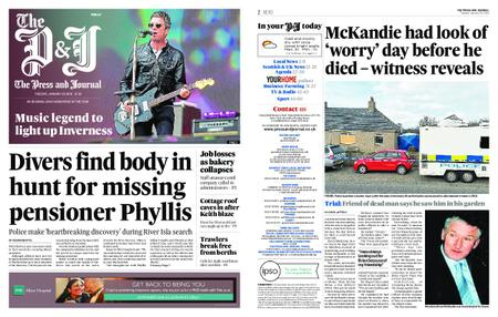The Press and Journal Moray – January 29, 2019