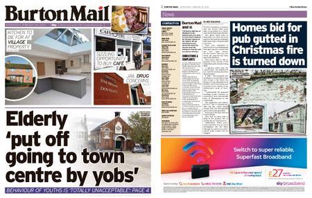 Burton Mail – February 26, 2020