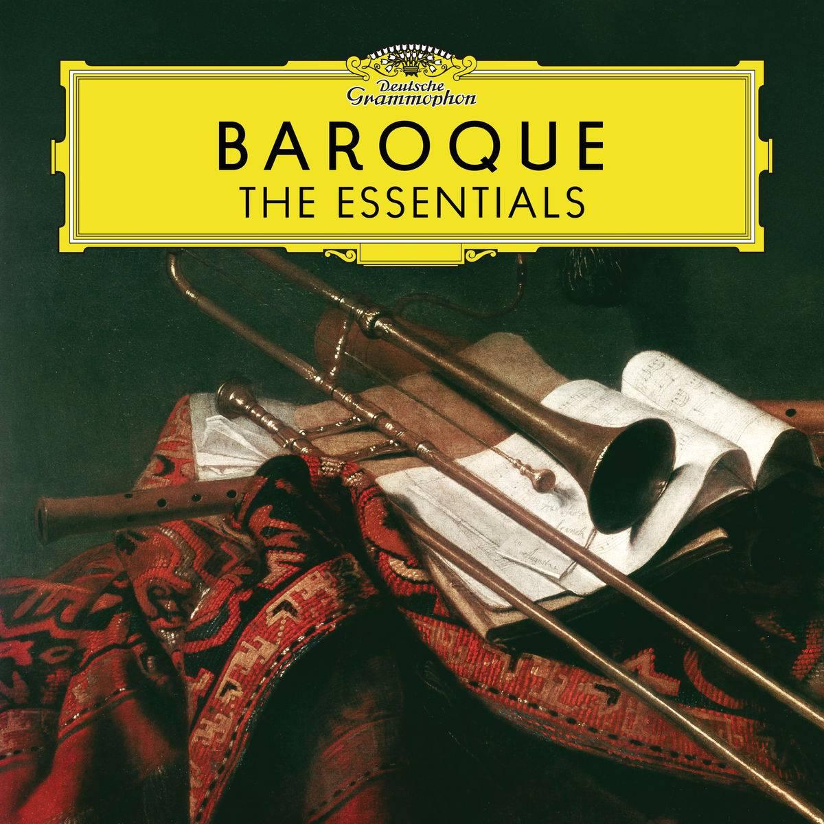 VA - Baroque: The Essentials (2018)