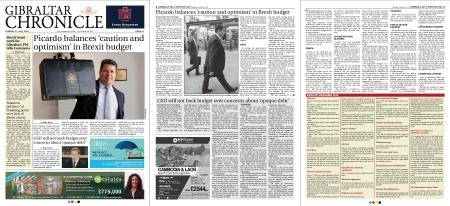 Gibraltar Chronicle – 03 July 2018