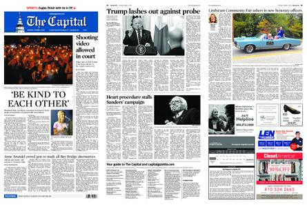 The Capital – October 03, 2019