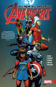 All-New, All-Different Avengers Collection 2017 Digital Zone