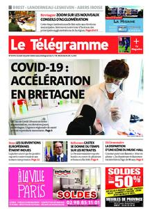 Le Télégramme Landerneau - Lesneven – 18 juillet 2020