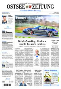 Ostsee Zeitung Wolgast - 30. Januar 2019