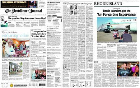 The Providence Journal – September 18, 2017