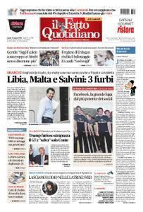 Il Fatto Quotidiano - 11 giugno 2018
