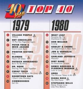 40 Jaar Top 40 1979-1980