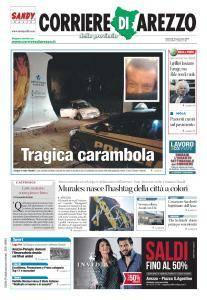 Corriere di Arezzo - 10 Gennaio 2017