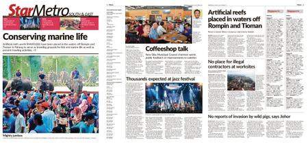 The Star Malaysia - Metro South & East – 14 September 2019